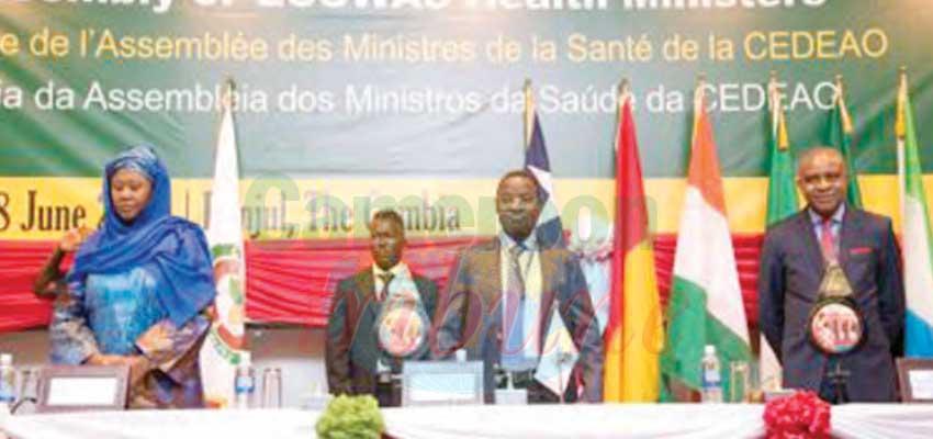 Fight Against Coronavirus : ECOWAS Ministers Evaluate Measures