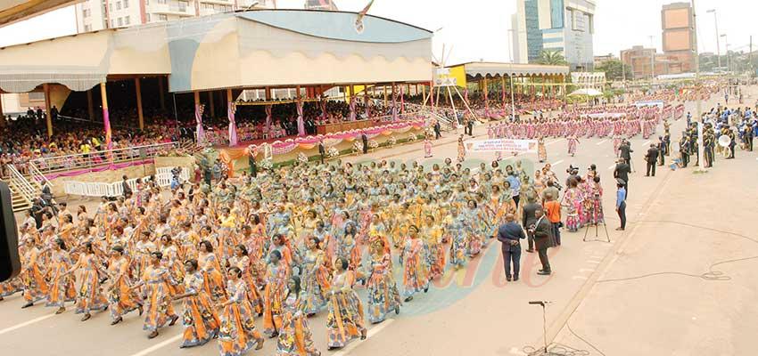 Journée internationale de la femme: plus de 50 000 défilantes attendues à Yaoundé