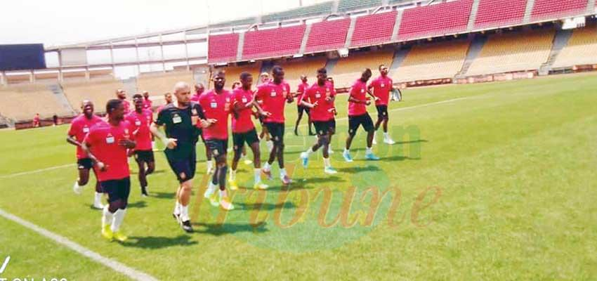 2021 AFCON Qualifiers : Cameroon Confronts Cape Verde Today