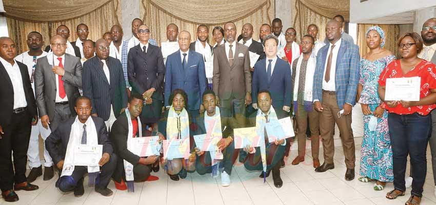 Projet Youth Connekt : la première cuvée formée