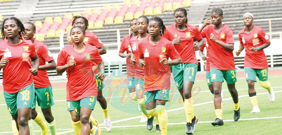 FIFA U20 Women's World Cup : Lionesses Clash With DR Congo Tomorrow