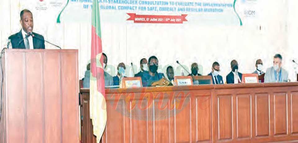 Pacte mondial pour les migrations : le Cameroun évalue la mise en œuvre