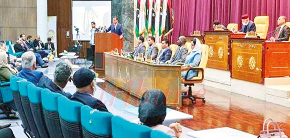 Gouvernement d'union en Libye : feu vert !