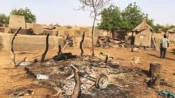 Le chaos après le passage des assaillants en pays dogon.