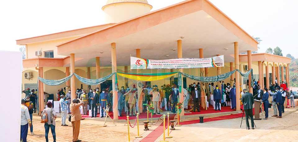 Bafoussam : le village artisanal inauguré