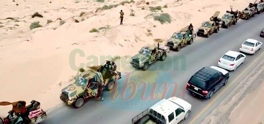 Libya: Battle For Tripoli Intensifies