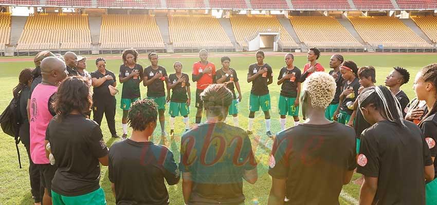 Les Lionnes prêtes à renouer positivement avec leur public.