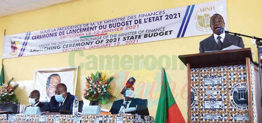 Exécution du budget 2021 : c'est parti !