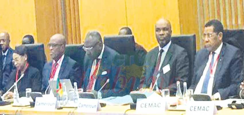 L'intégration régionale au centre des débats à Paris.