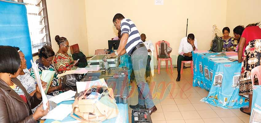 ELECAM staff continues registering persons till the August 31 deadline