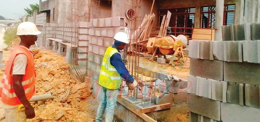 Douala : Japoma Stadium Triggers Development