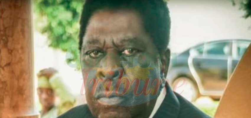 Nécrologie : Jean Samuel Noutchogouin n'est plus