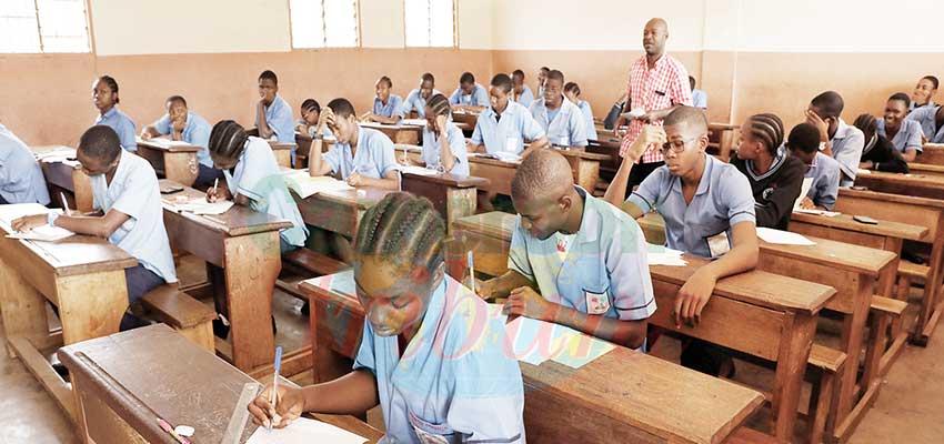 Education: au rythme des examens blancs