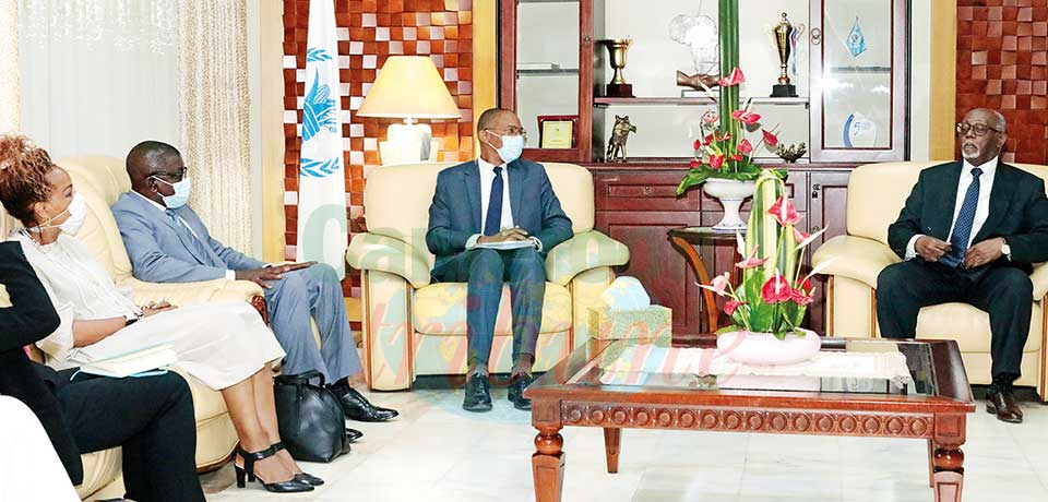 Cameroon-World Food Programme : Government's Collaboration Appreciated