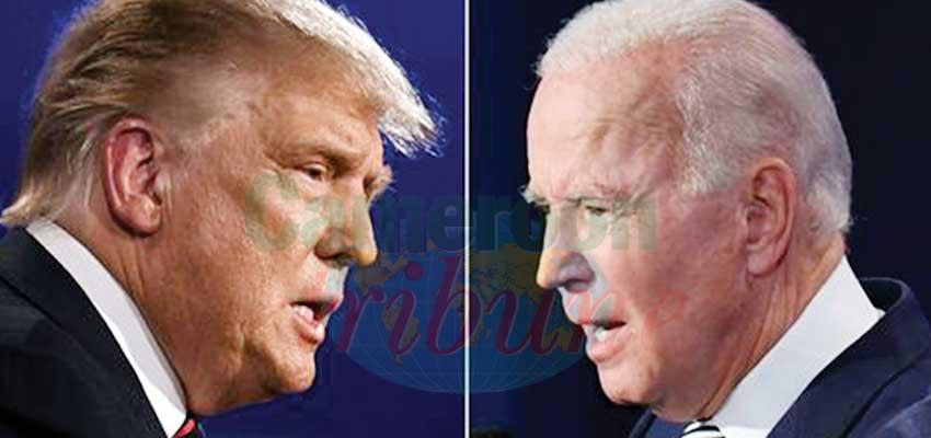Présidentielle américaine : le suspense reste entier