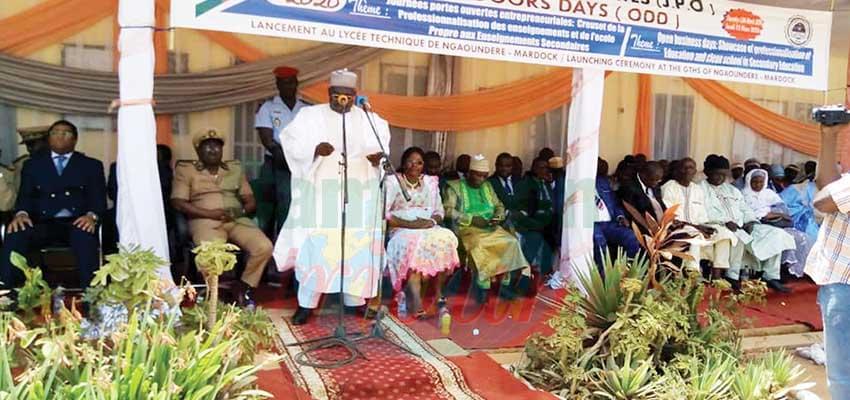 Ngaoundéré : l'enseignement technique en promotion