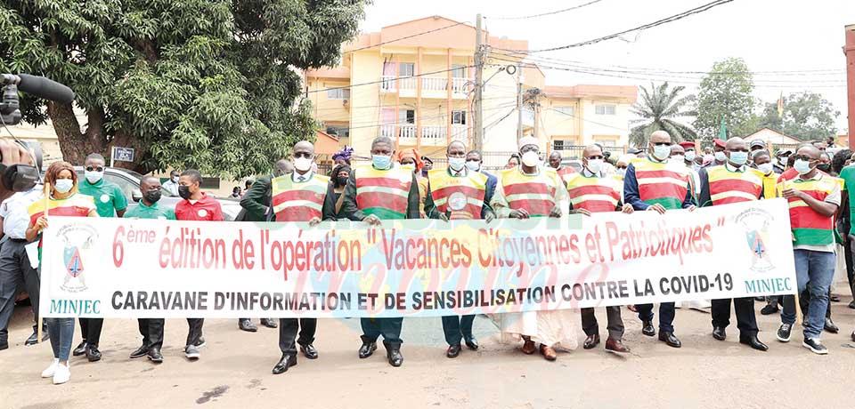 Opération « Vacances citoyennes et patriotiques » : deux mois pour sensibiliser