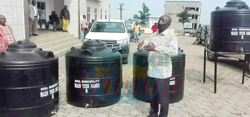 Buea : Council Steps Up Campaign
