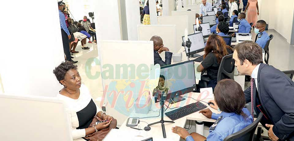 New Biometric Passport : Procedure Takes Off Hitch-free