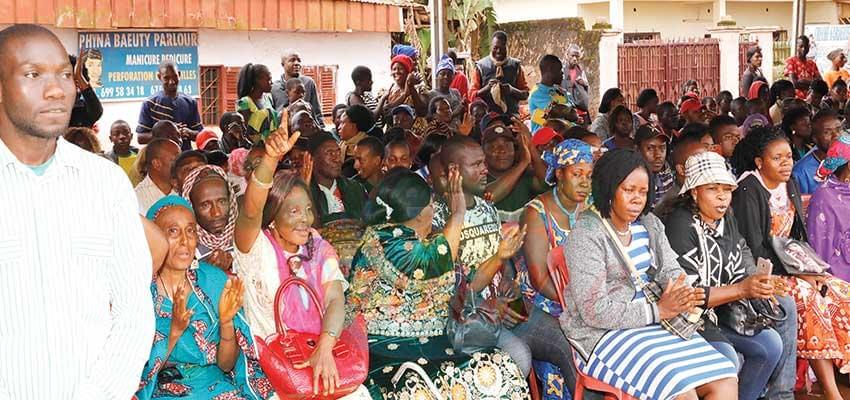 La situation des déplacés internes est l'une des préoccupations soulevées lors du Grand dialogue national.