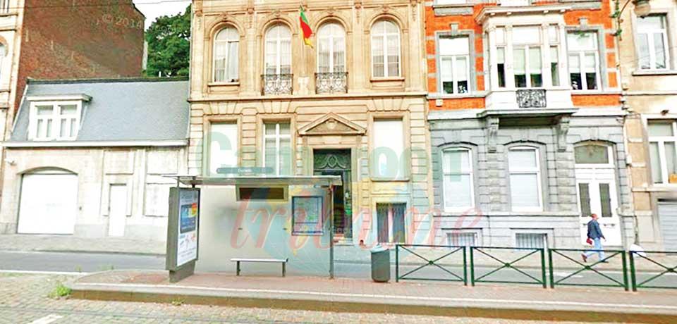 Ambassade du Cameroun en Belgique : les vandales ne passeront pas