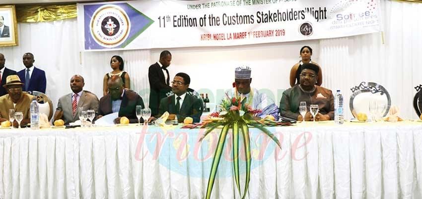 Economie: les douanes camerounaises ont mobilisé 802 milliards de F en 2018