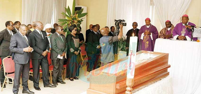 Des obsèques sous le signe de l'action de grâces.