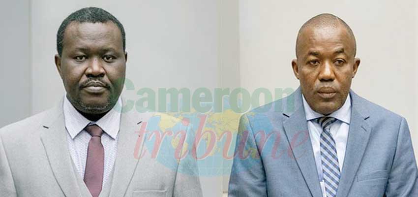 Edouard Ngaïssona et Alfred Yekatom Rhombot seront fixés sur leur sort aujourd'hui.