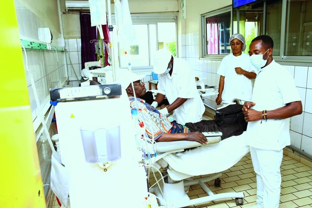 Lutte contre les maladies: les charges des patients allégées