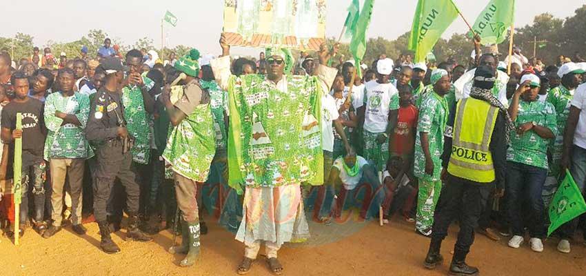 Adamaoua : l'Undp ménage sa monture
