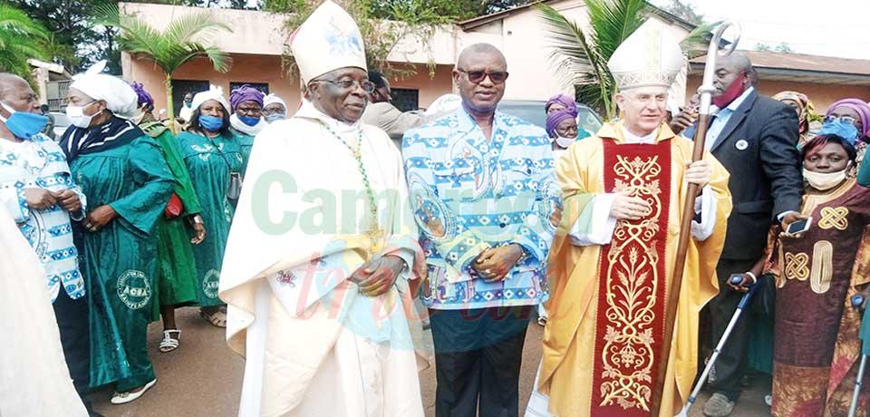 L'évêque émérite de Bafoussam reste au service de l'Eglise.