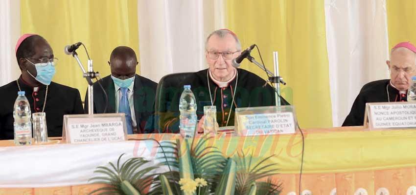 Conférence : les piliers de la diplomatie vaticane