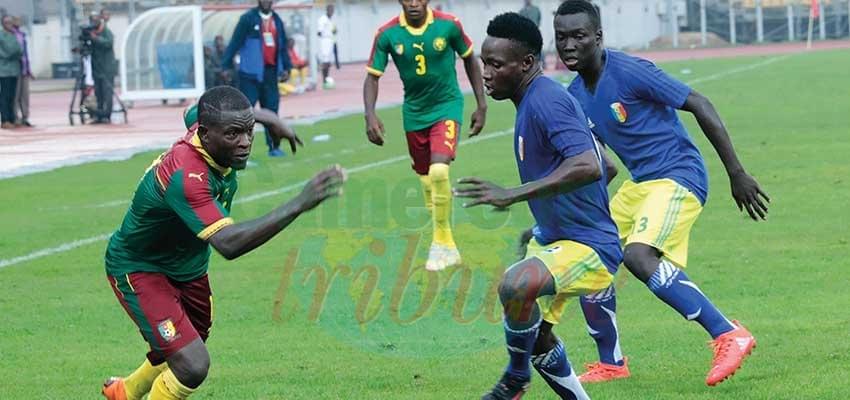 Eliminatoires CAN U23: Cameroun-Sierra Leone au deuxième tour