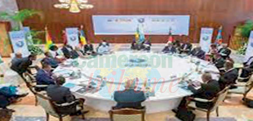 Chad : ECCAS Endorse Transitional Military Council