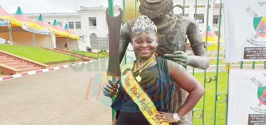 Aline Adjimi Mfengue, une beauté au service des personnes vulnérables