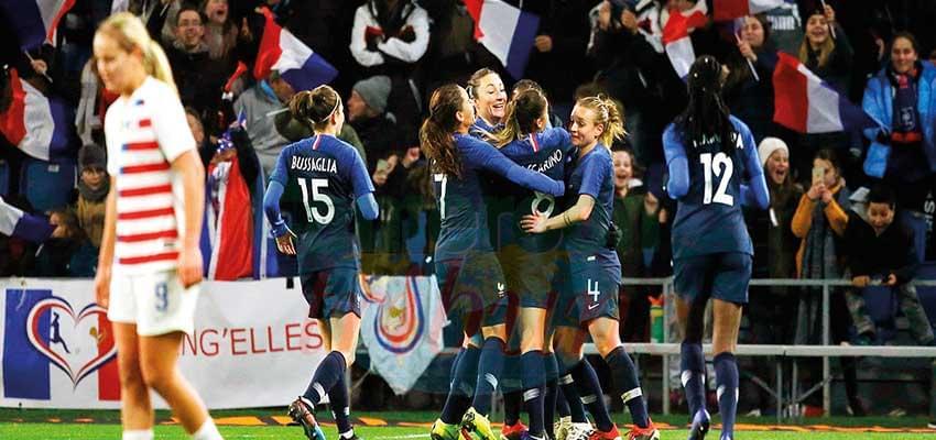 France: les Bleues en quête d'un premier sacre