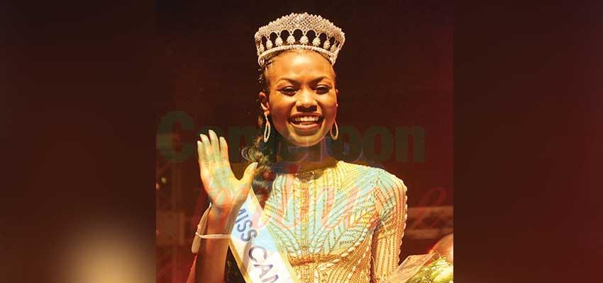 Audrey Nabila Monkam est Miss Cameroun 2020.