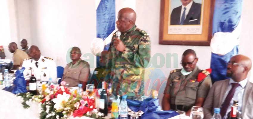 Bertoua : fraternité d'armes pour les militaires