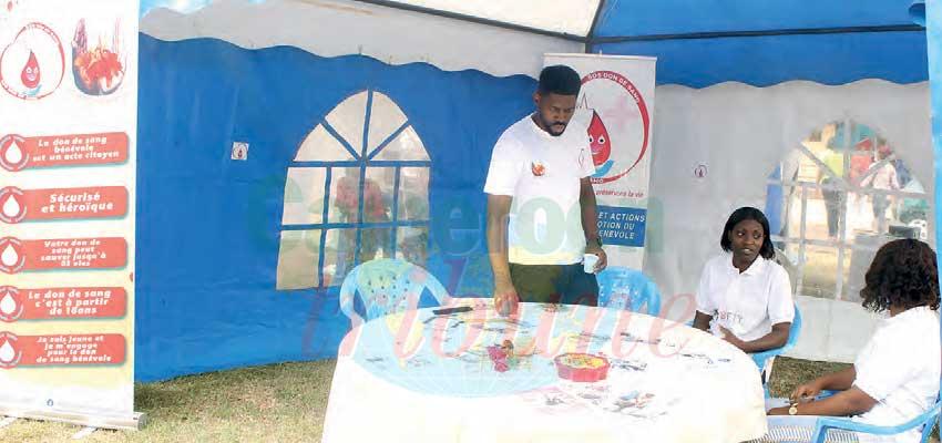 Don de sang : les jeunes sensibilisés