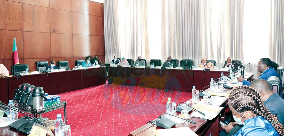 Human Rights Promotion : Gov't Edifies MPs On Efforts Made