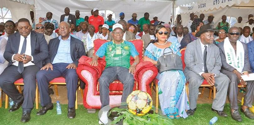 MRC: Maurice Kamto dévoile ses idées
