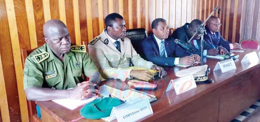 Paul Atanga Nji demande à la justice d'être ferme en ce qui concerne les bandits de grand chemin.