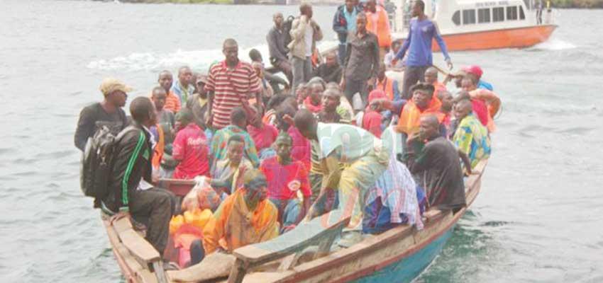 RDC : plus d'une centaine de personnes disparues