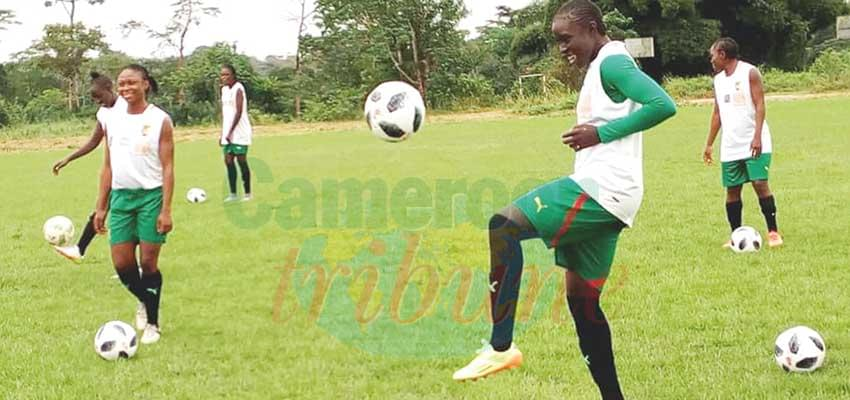 All Africa Games : Women's Football Team Sharpens Preparations