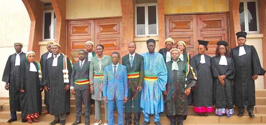 Yaoundé : le maire et ses adjoints prêtent serment