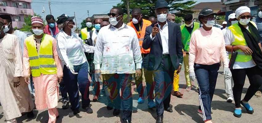 Douala : Door to door Screening Campaign Launched