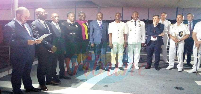 Synergie entre le Cameroun et l'Espagne dans la lutte contre la piraterie maritime.
