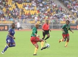 208 Women Africa Cup of Nations: Cameroon's Adversaries Known