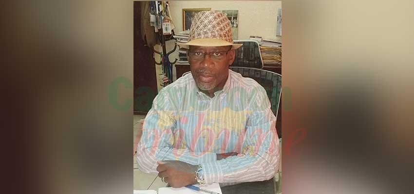 Barnabé Okouda, Coordonnateur du Centre d'analyse et de recherche sur les politiques économiques et sociales.