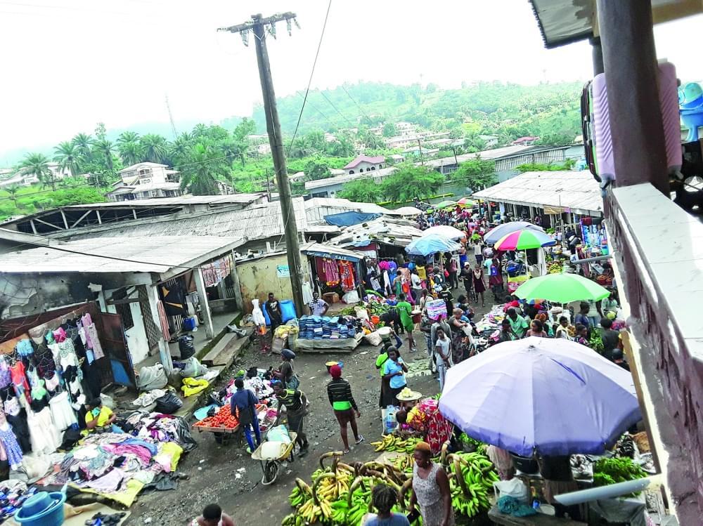 Buea Markets Regain Bustle And Hustle